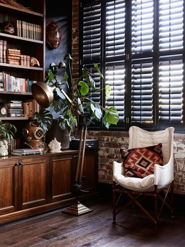 Home garden mes coups de c ur de la semaine 77 - Magnifique maison renovee eclectique coloree sydney ...