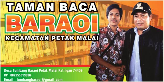 Taman Baca Baraoi