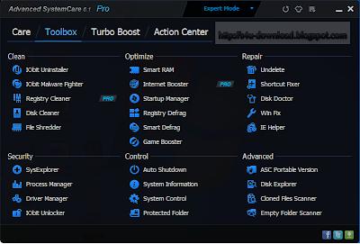 Advanced SystemCare Pro v6.1.9.215