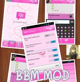 bbm mod themes