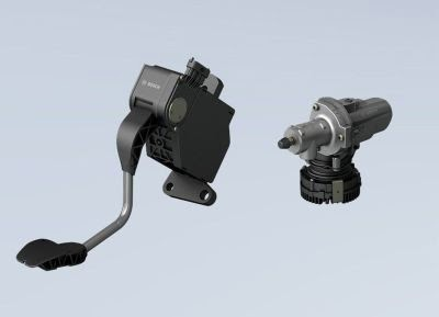 Ambreiajul electronic eClutch de la Bosch