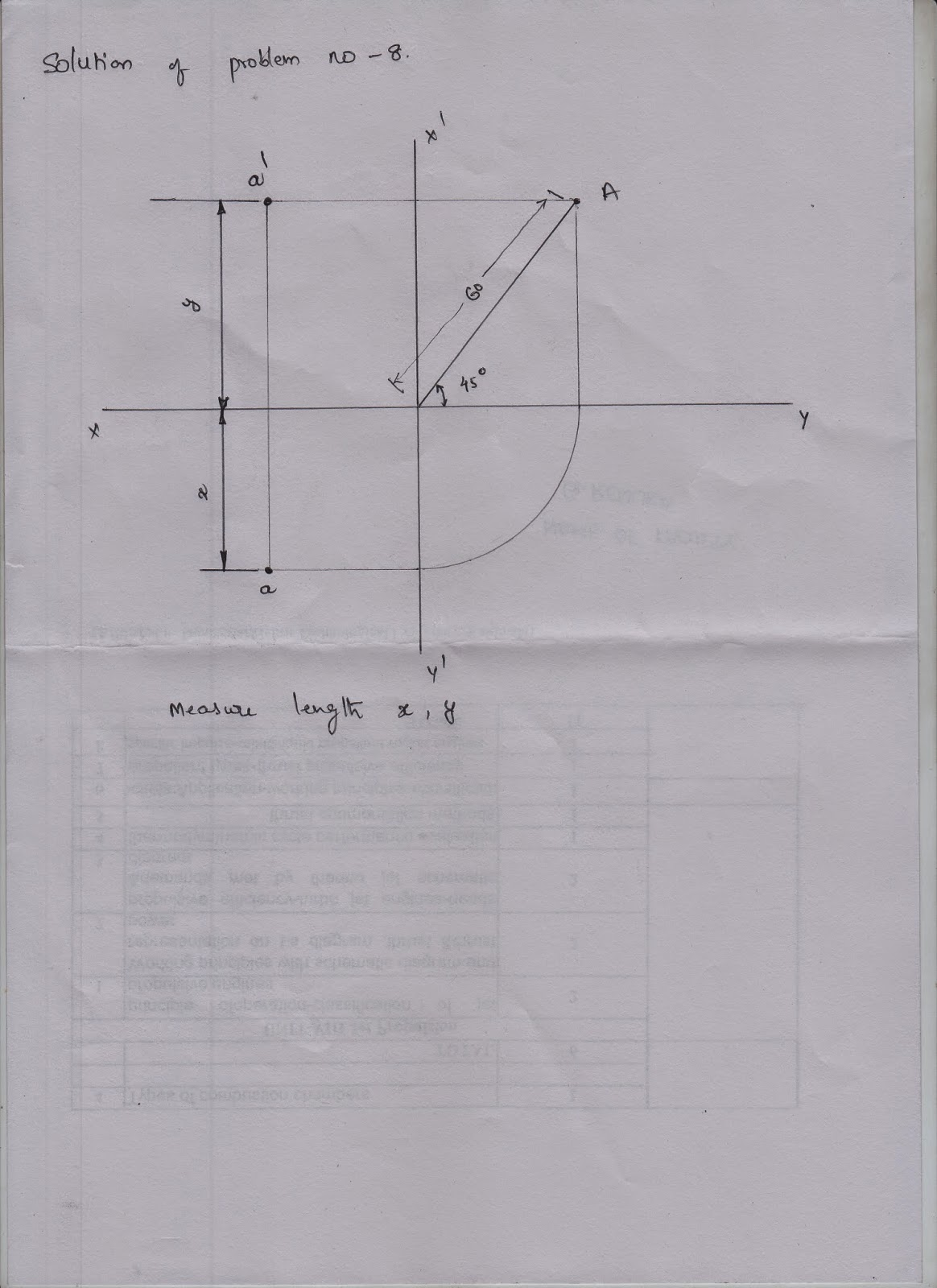 mechanical ed projection of points exercise problems in nd bhatt rh vara343 blogspot com solution manual of engineering drawing by n.d bhatt 50th edition pdf Civil Engineering Drawing