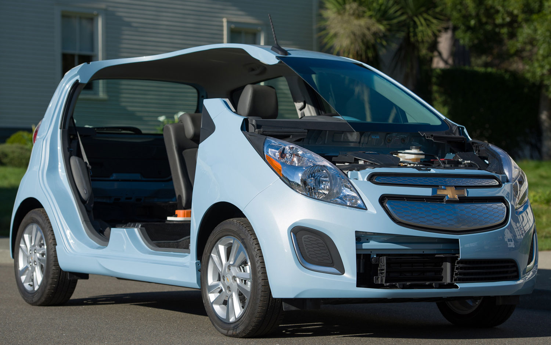 Cars Model 2013 2014 2014 Chevrolet Spark Ev Prototype