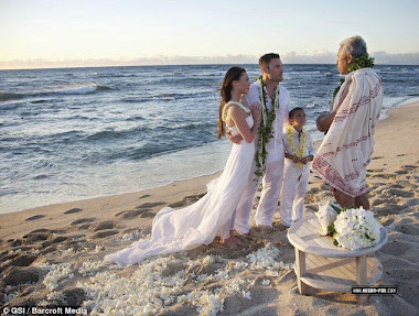 Celeb wedding: Megan Fox