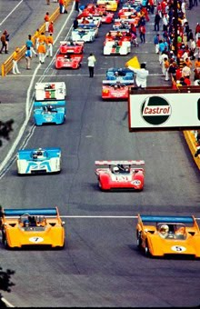70&#39;s Can Am Action
