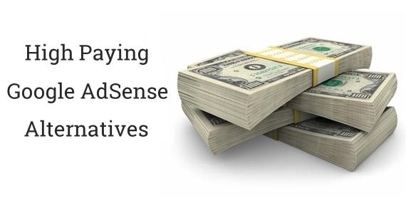 Top 20 Google AdSense Alternatives – High Paying