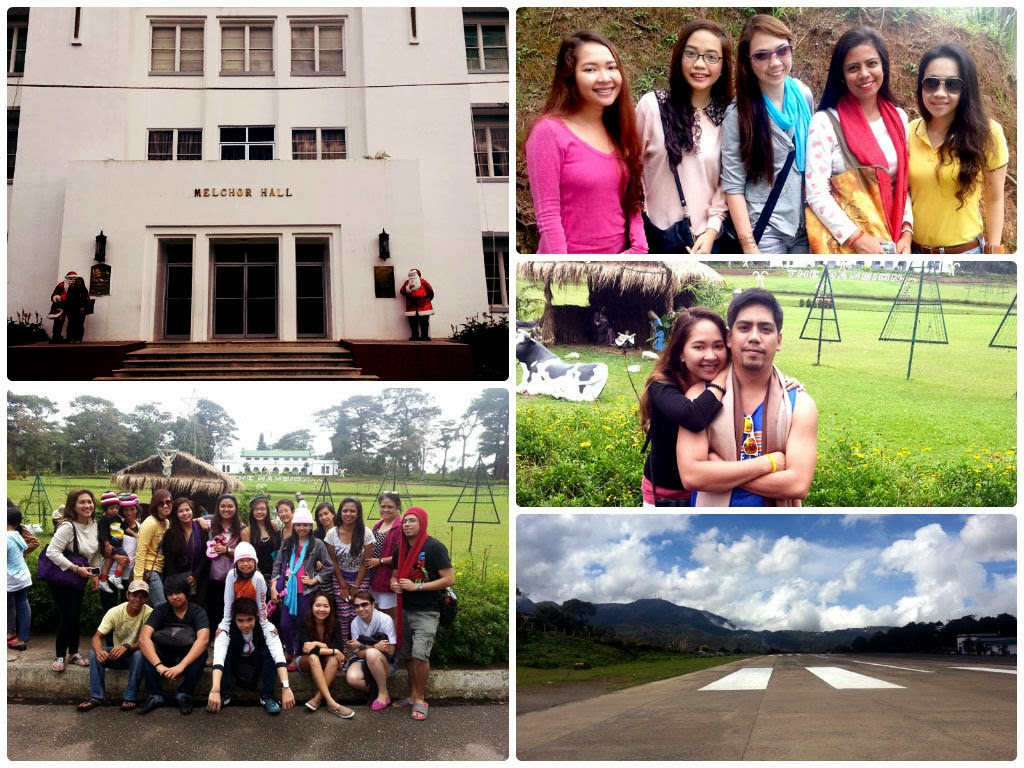 where to go in Baguio, Baguio airport, Philippines Military Academy