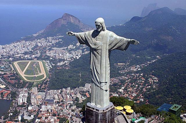 Tour no Rio Cristo Redentor