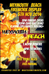 Weymouth Bonfire Night