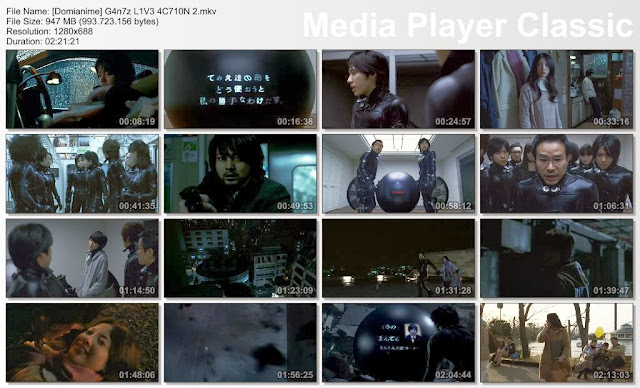Gantz 2: Perfect Answer [BRRip] [PL] [Pelicula]