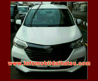 Daihatsu Xenia Harga 2015, Daihatsu Xenia 2015 Indonesia, Daihatsu Xenia 2015, New Daihatsu Xenia 2015, Xenia Facelift 2015, Xenia Facelift, All New Xenia Facelift