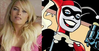 Margot Robbie cast as Harley Quinn in Suicide Squad