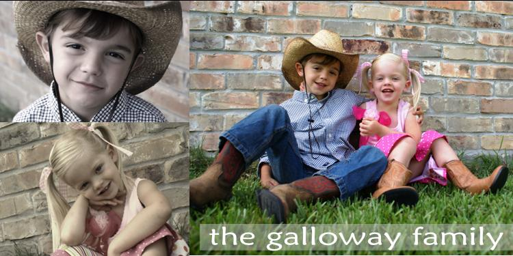 the galloway family