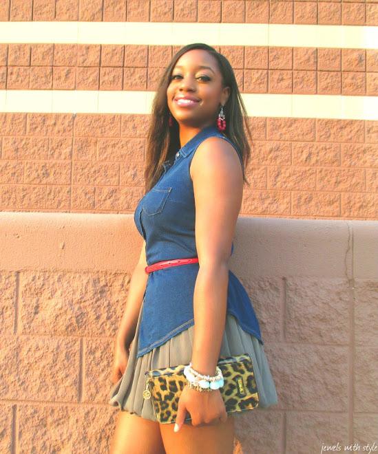 M Renee Design, fashion blogger, black fashion blogger, forever 21 skirt
