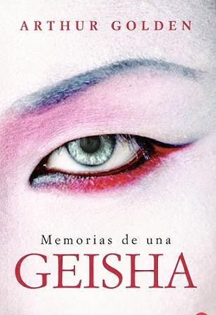 Memorias de una Geisha Leyendo con los ojos cerrados