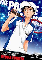 The Prince of Tennis Español Latino