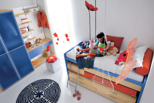 A Stock Photos Small Kids Room