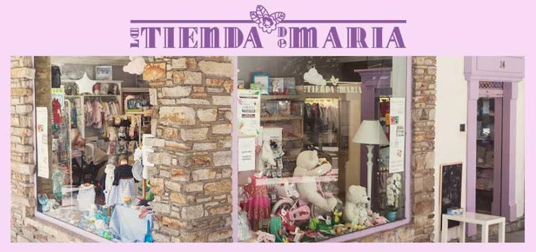 La tienda de María