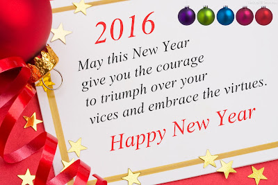 Happy New Year 2016 Wishes In Polish