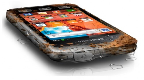 water dust proof xcover galaxy