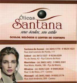 Óticas Santana em Massapê