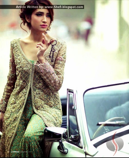 Saira Rizwan 2015 Couture Collection for Royal Brides