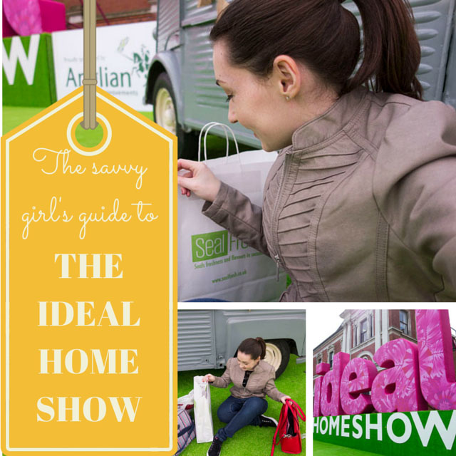 the savvy girl 39 s guide to the ideal home show loved by laura