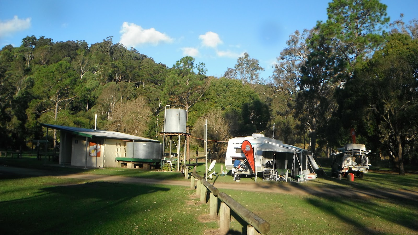 Canungra Australia  city photos : James Sharpe Park near Canungra/Beaudesert