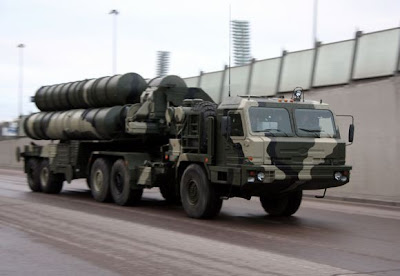 Peluncur S-400