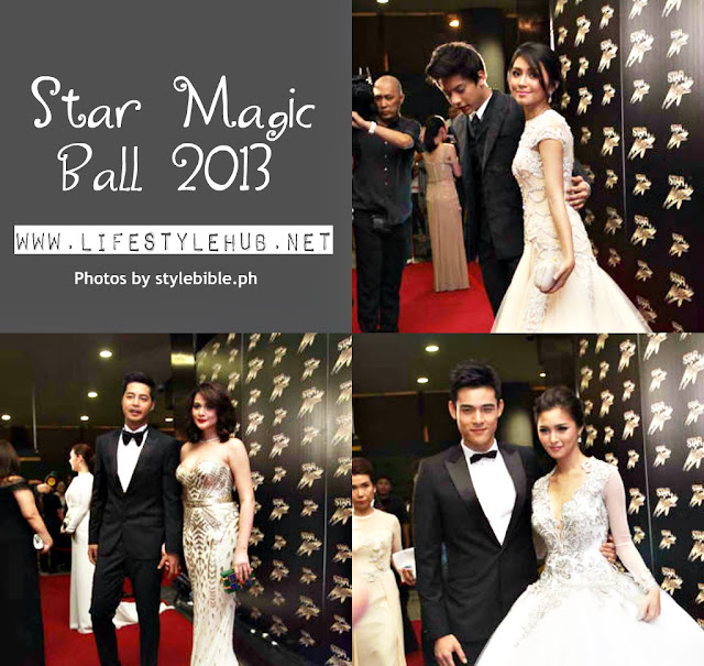 The Brightest, the Bold and the Beautiful at the Star Magic Ball 2013