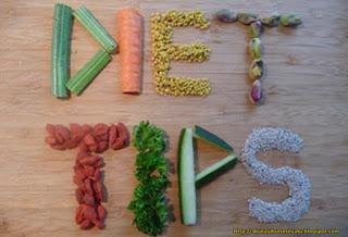 Tips untuk berdiet