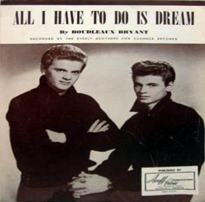 Blogspot com everly brothers all i have to do is dream