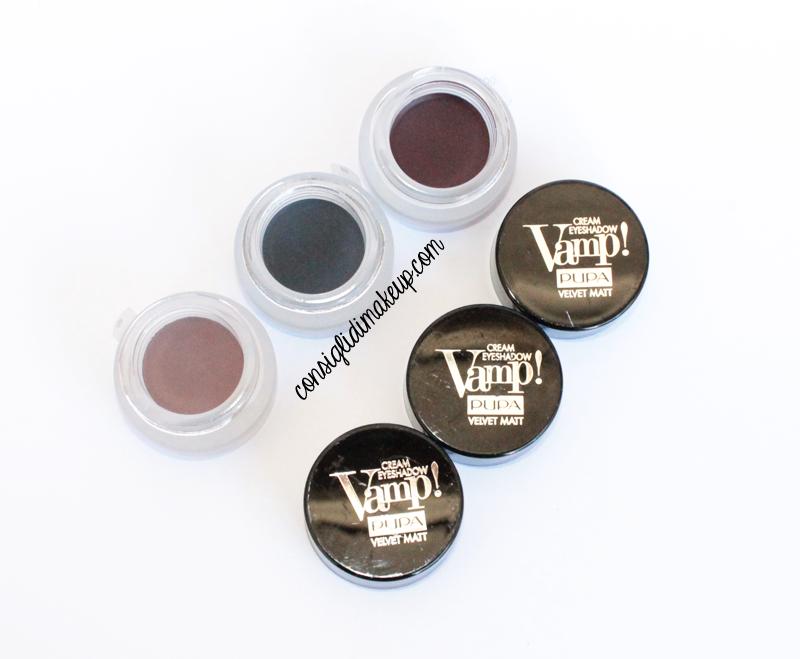 Review: Ombretti Vamp! Velvet Matt - Pupa Milano