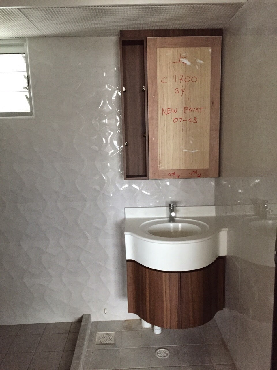 The all you need to know home renovation guide for singaporeans toilet construction in progress dailygadgetfo Images