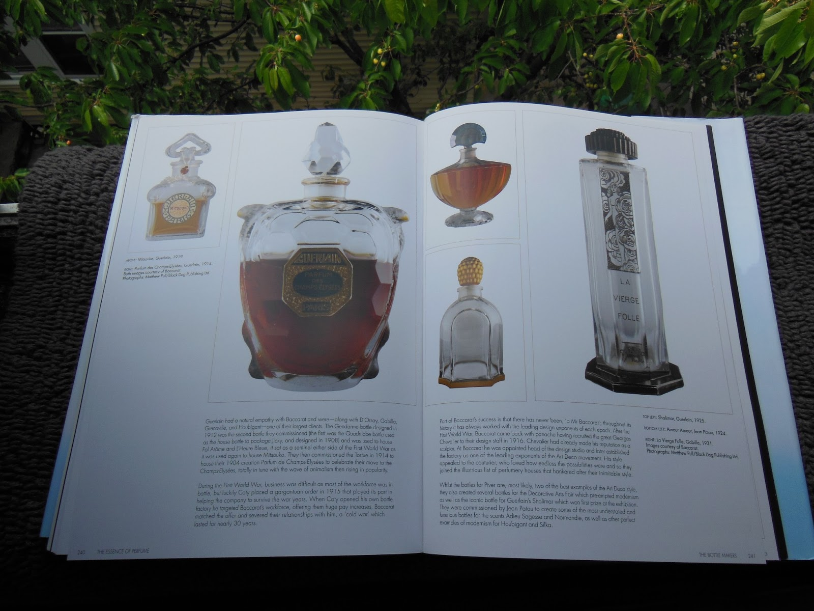 sherapop s salon de parfum A Perfumista s Perfect Coffee Table Book