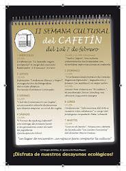 IV Semana Cultural del Cafetín