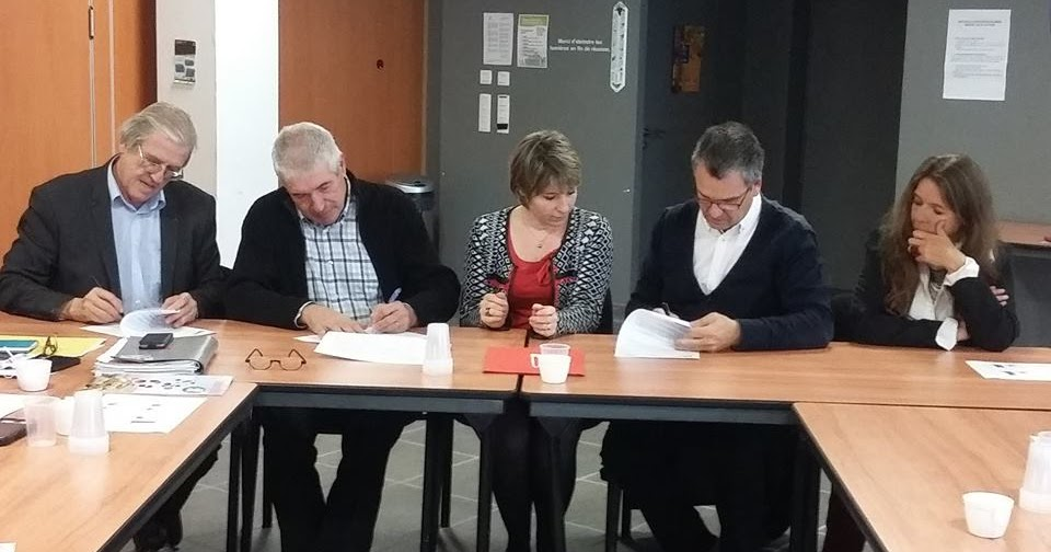 Cfppa des pays d 39 aude signature de la convention entre la for Recrutement chambre agriculture