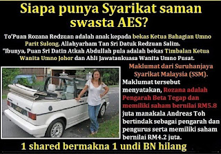 Puan Sri Datin Atkah Abdullah