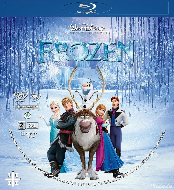 ดูการ์ตูน Frozen  ผจญภัยแดนคำสาปราชินีหิมะ