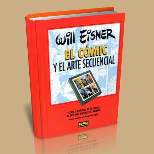 [Descarga] El Cómic y el Arte Secuencial, de Will Eisner (Español).
