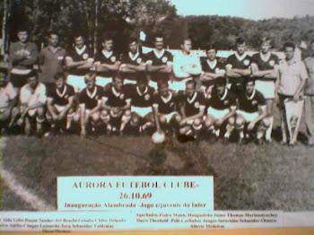 Aurora x Juvenis Inter 1969