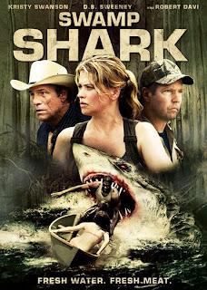 El Tiburon Del Pantano [Swamp Shark] DVDRip