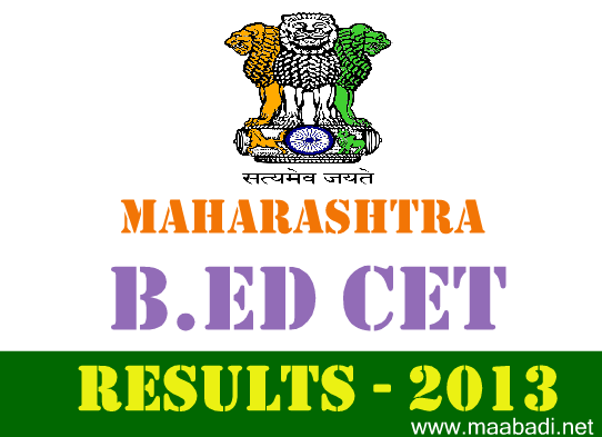 Ed CET 2013 Results | ELCET 2013 Results at www.oasis.mkcl.org/BED