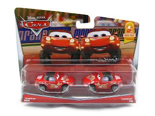 cars superfan mia and tia