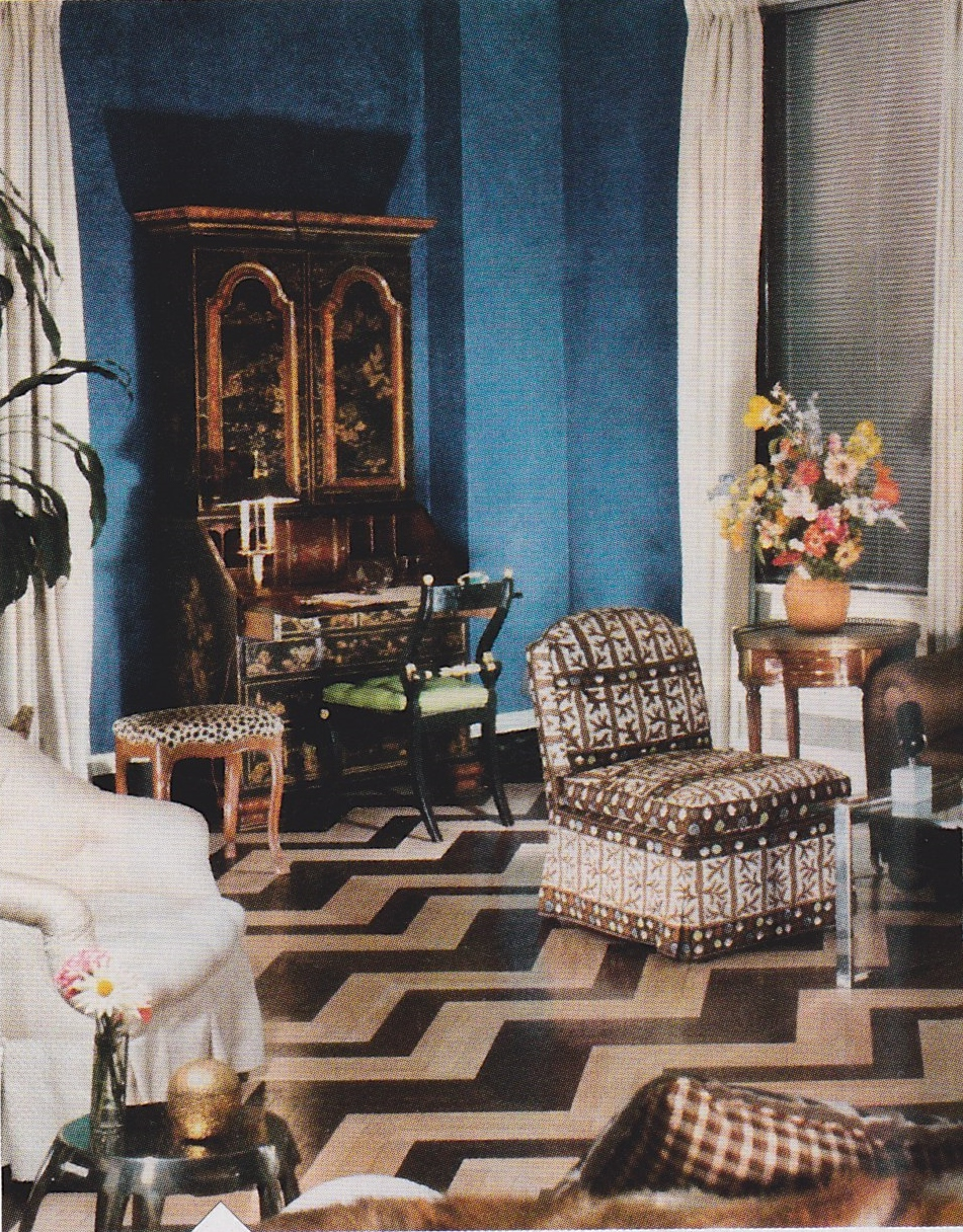 The timeless design of albert hadley the glam pad Albert hadley