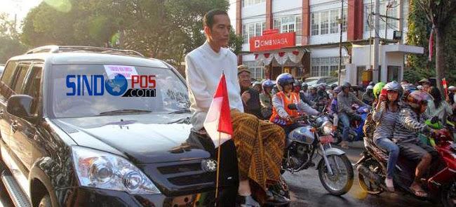 Jokowi dan Esemka