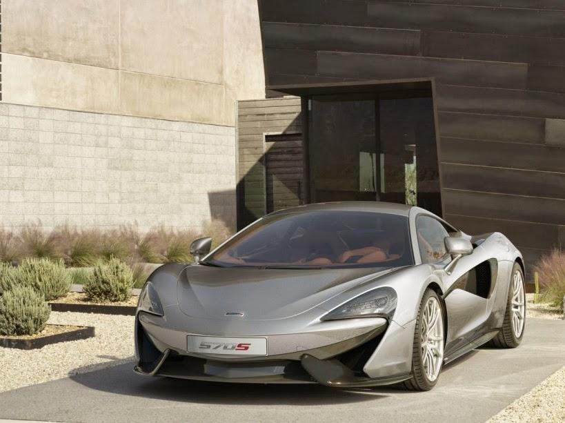 McLaren is democratized with 570S