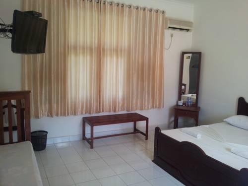 Habitación del Hotel Viceroy en Sigiriya (Sri Lanka)