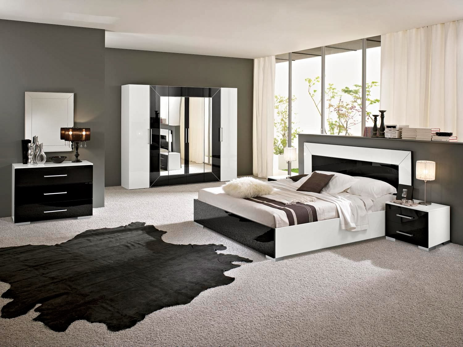 comment decorer sa chambre coucher. Black Bedroom Furniture Sets. Home Design Ideas