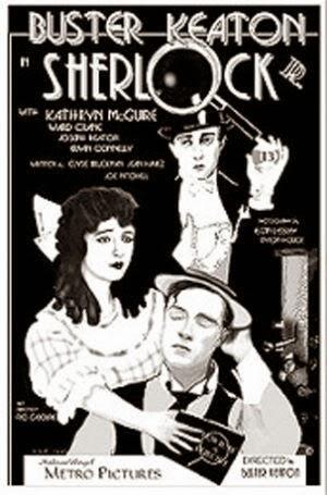 Portada película El moderno Sherlock Holmes